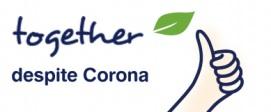 Corona Statement